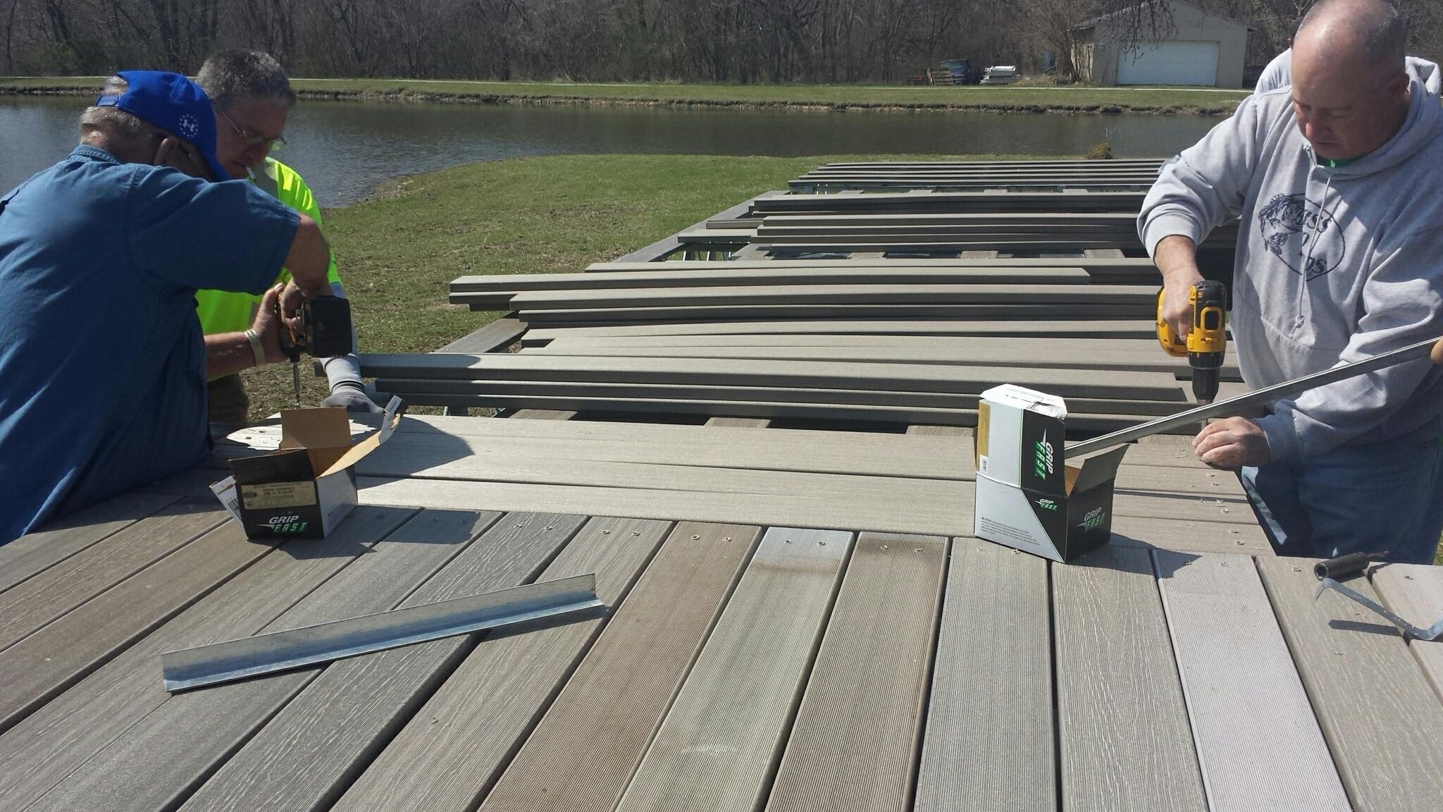 Dock Assembly10