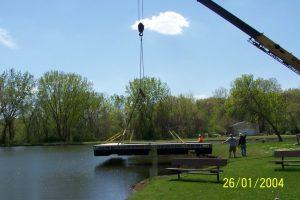 Dock Crane Set5